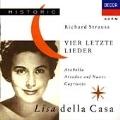 Lisa della Casa sings R. Strauss