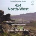 British Composer Series - 4x4 North-West