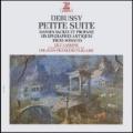 Debussy: Petite Suite, Danses Sacree et Profane, 6 Epigraphes Antiques, etc
