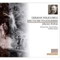 Brahms: German Folksongs / Pamela Coburn, Hermann Prey, Geoffrey Parsons