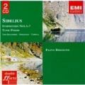 SIBELIUS:SYMPHONY NO.5-7/THE OCEANIDES/FINLANDIA/TAPIOLA:PAAVO BERGLUND(cond)/HELSINKI PO