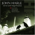 JOHN HARLE:TERROR AND MAGNIFICENCE:JOHN HARLE BAND/ELVIS COSTELLO/BALANESCU QUARTET/LONDON VOICES