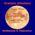 Graham Whettam: Piano Music / Goldstone and Clemmow