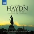 Haydn: The Complete Concertos / Helmut Muller-Bruhl, Cologne Chamber Orchestra, Augustin Hadelich, etc