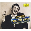 L.Bernstein :West Side Story/Making of West Side Story (9/1984) :Leonard Bernstein(cond)/Kiri Te Kanawa(S)/Jose Carreras(T)/etc [CD+DVD]<初回生産限定盤>