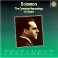 Solomon - The Complete Recordings of Chopin