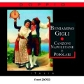 Canzoni Napoletane:Beniamino Gigli(T)