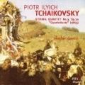 チャイコフスキー: 弦楽四重奏曲第3番、弦楽四重奏曲断章