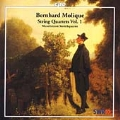 Bernard Molique: String Quartets, Vol.1