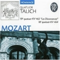 Mozart : String Quartets Nos.18 & 19 / Talich SQ.