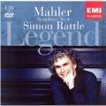Legends - Simon Rattle: Mahler: Symphony No.4 [CD+DVD]