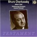 Shura Cherkassky plays Liszt / Fistoulari