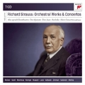 Richard Strauss: Orchestral Works and Concertos<完全生産限定盤>