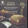 Bach: Cello Suites (arr. Lute)