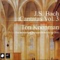 Bach: Cantatas, Vol 3 / Koopman, et al