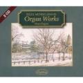 Mendelssohn: Organ Works - 3 Preludes & Fugues Op.37, Andante, etc / Hans Fagius