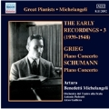 Michelangeli - The Early Recordings Vol.3