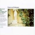 Dohnanyi: Violin Concerto No 1; String Quartet