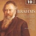 Brahms: Symphonies, Concertos, Piano Music, Chamber Music, A German Requiem