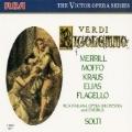Verdi: Rigoletto:Georg Solti(cond)/RCA Italiana Opera Orchestra and Chorus/Robert Merrill(Br)/Anna Moffo(S)/Alfredo Klaus(T)/etc