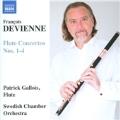 Francois Devienne: Flute Concertos No.1-No.4