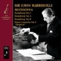"""Beethoven: Symphonies No.1, No.5, No.8, Piano Concerto No.5 """"Emperor"""""""