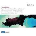Y.Holler: Topic, Horizont, Mythos, Schwarze Halbinseln
