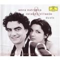 Anna Netrebko & Rolando Villazon -Duets; Puccini, Donizetti, Verdi, etc  / Nicola Luisotti(cond), Staatskapelle Dresden [2CD+DVD]