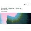 String Quartets - E.Schulhoff, Sibelius, Janacek