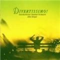 Divertissimo ! -Mozart/Schubert :Juha Kangas(cond)/Ostrobothnian Chamber Orchestra