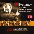Svetlanov: Orchestral Works / Evgeny Svetlanov, Russian State Symphony Orchestra