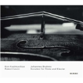 Brahms: Sonaten fuer Viola und Klavier / Kashkashian, Levin