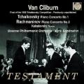 Tchaikovsky: Piano Concerto No.1; Rachmaninov: Piano Concerto No.3; Kabalevsky: Rondo