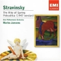 Stravinsky: The Rite of Spring; Petrushka
