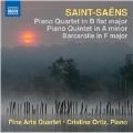 Saint-Saens: Piano Quartet & Piano Quintet