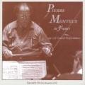 Pierre Monteux in France (1952-58 Conert Performances)