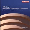 Dohnanyi: Concertos, Concertino / Bamert, et al