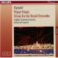 Handel: Royal Fireworks and Water Music