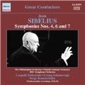Sibelius: Symphony No.4, No.6 & No.7