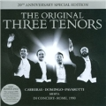 The Original Three Tenors - In Concert Rome 1990 [CD+DVD]