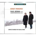 Prokofiev: Complete Works for Violin and Piano