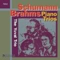 Brahms: Piano Trio No.1; Schumann: Piano Trio No.2
