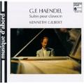 Haendel: Suites pour clavecin / Kenneth Gilbert