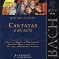 Bach: Canatas BWV 68 - 70