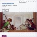 Rosenmuller: Sonate da Camera e Sinfonie /Jordi Savall(cond), Hesperion XX