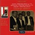 Haydn/Beethoven/Debussy: String Quartets