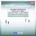 """Reimann: Cantus, Ollea, Arietta, Solo for Clarinet, """"... Ni Una Sombra"""""""