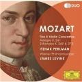 Mozart: Violin Concertos No.1-No.5, Adagio K..261, etc
