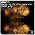 Handel: Music for the Royal Fireworks HWV.351, Water Music Suites No.1-No.3