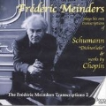 Frederic Meinders - Transcriptions Vol.2